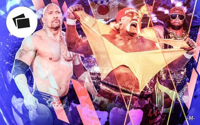 War The Rock der größte WWE-Champion aller Zeiten? Hulk Hogan? Macho Man Randy Savage?
