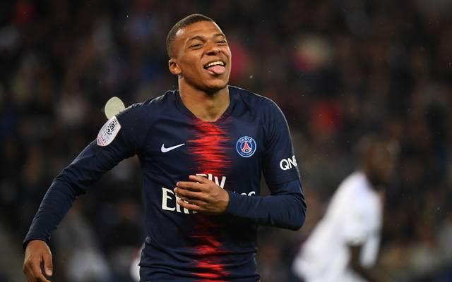 Kylian Mbappé wurde mit Frankreich 2018 in Russland Fußball-Weltmeister