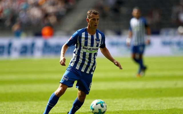 Vladimir Darida fehlt der Hertha noch länger