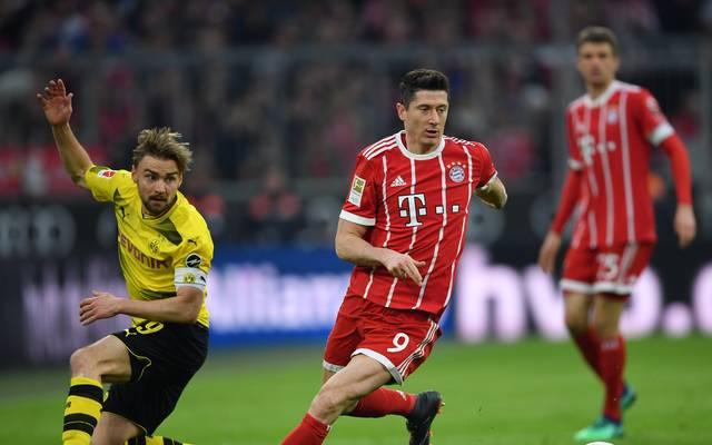Bayern München und Borussia Dortmund treffen am 10. November aufeinander