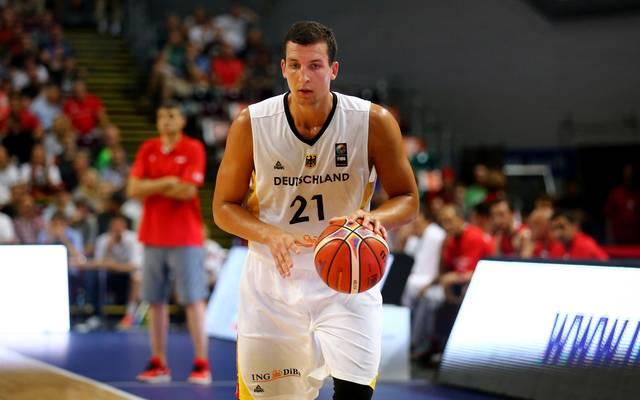Basketball: Nationalmannschaft unterliegt Israel - Sorge um Zipser