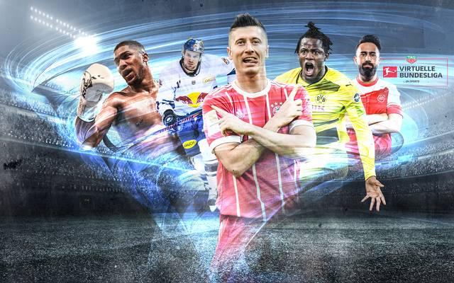 SPORT1 zeigt 27 Stunden Live-Sport am Osterwochenende