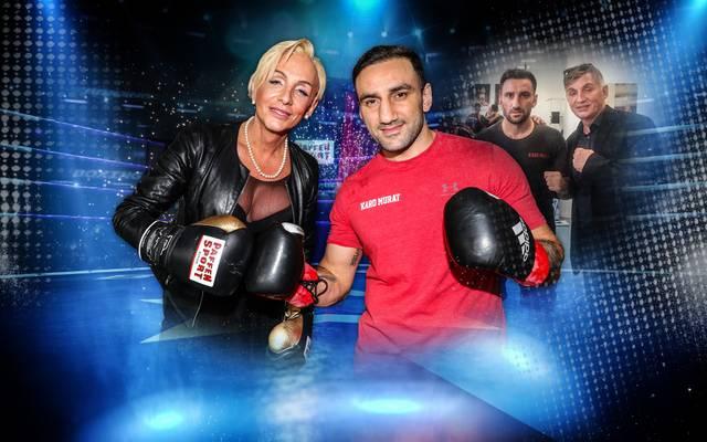 Box-Promoterin Etchika Pollex will Karo Murat zum Weltmeister machen