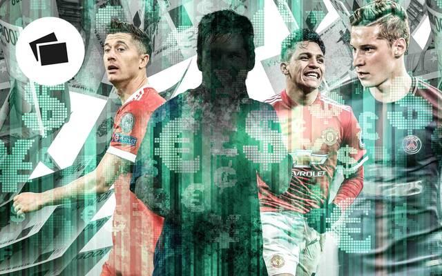 Wer zahlt die höchsten Durchschnittsgehälter im europäischen Fußball? Ein Blick ins Ranking beantwortet die Frage