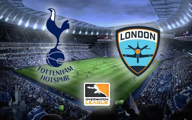 Tottenham Hotspur hat Interesse an dem Overwatch-Team von London Spitfire
