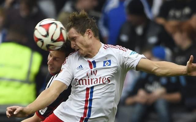 Marcell Jansen gibt sein Comeback im HSV-Trikot