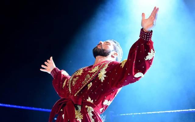 Bobby Roode feierte in Brooklyn sein Debüt für WWE SmackDown Live