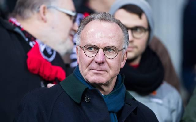 Karl-Heinz Rummenigge wurde als Vorstandsvorsitzender des FC Bayern wiedergewählt
