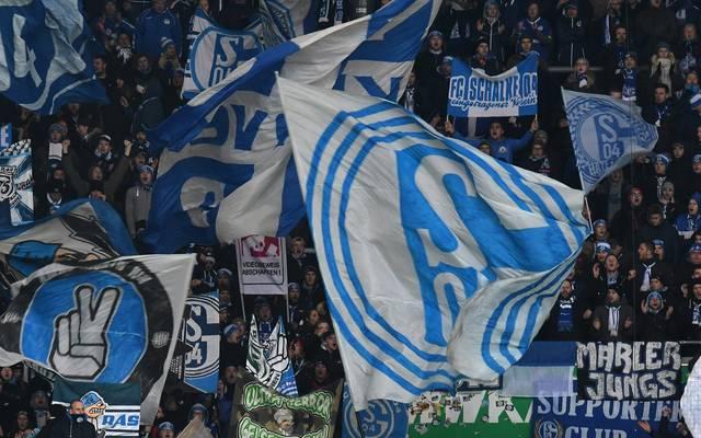 Am Rande des Spiels zwischen Schalke und Manchester City war es zu einer Schlägerei gekommen
