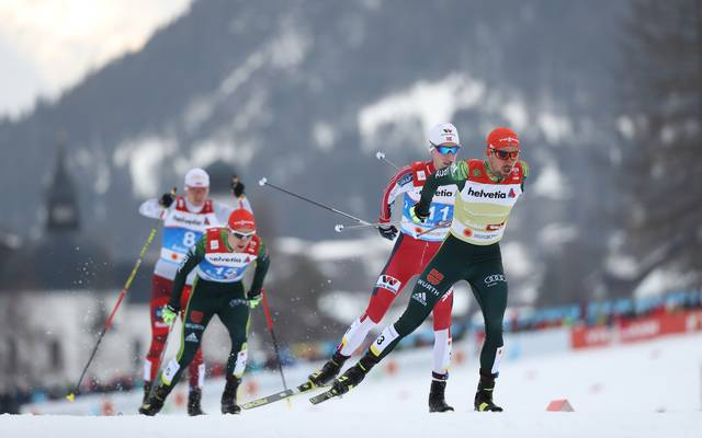 FIS Nordic World Ski Championships - Nordic Combined Competition