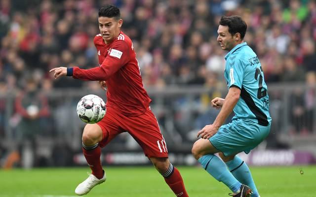 FC Bayern: Die Wackelkandidaten im Kader