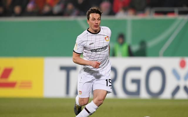 Julian Baumgartlinger - Bayer Leverkusen