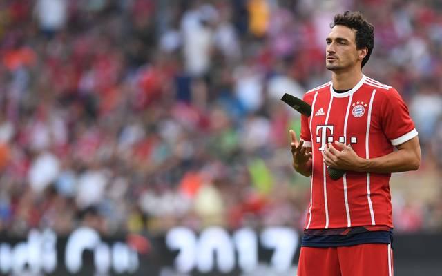 Mats Hummels vom FC Bayern engagiert sich für soziale Zwecke