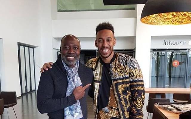 Pierre-Emerick Aubameyang dementiert: Vater wird nicht Trainer von Gabun