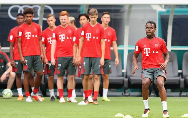 FC Bayern AUDI Summer Tour 2018 - Day 5