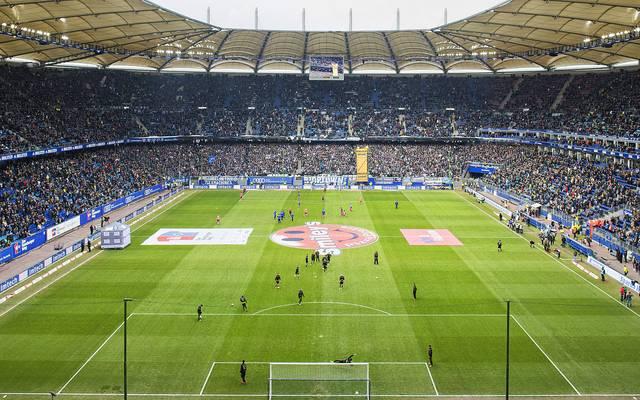 Vereinslogo von Hamburger SV