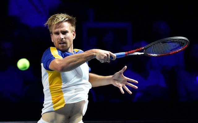 Peter Gojowczyk ist beim ATP-Turnier in Peking in Runde eins gescheitert
