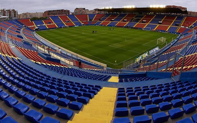 Vereinslogo von Levante UD