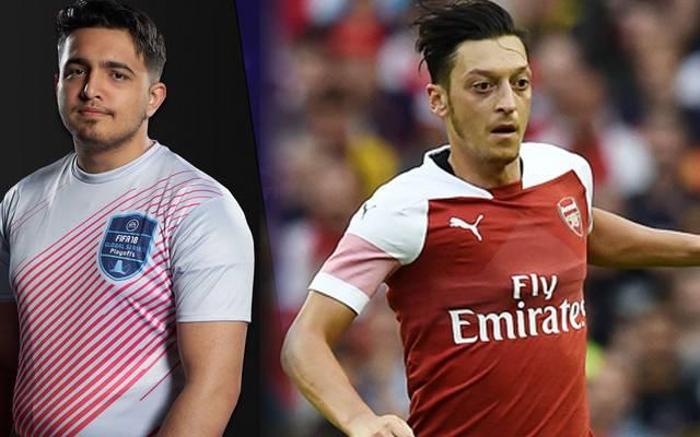 """Mesut Özil verpflichtet Fatih """"Üstün"""" Üstün als ersten Spieler für sein eSports-Team"""