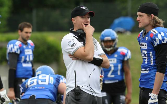 Stan Bedwell ist nicht mehr Cheftrainer bei den Allgäu Comet