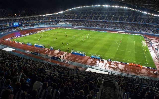 Vereinslogo von Real Sociedad