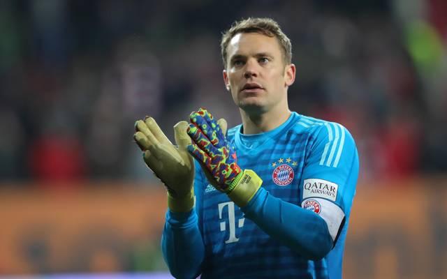 FC Bayern: Manuel Neuer wird mit NRW-Verdienstorden geehrt, Manuel Neuer vom FC Bayern ist nicht nur auf dem Platz ein Vorbild