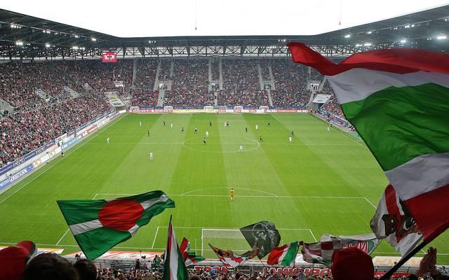 Vereinslogo von FC Augsburg
