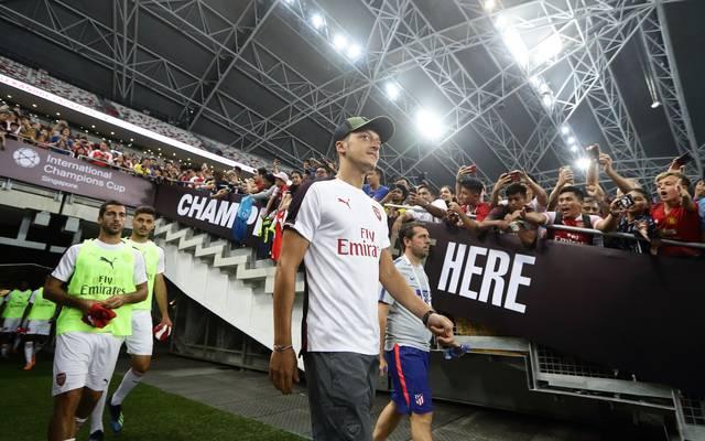 Club Atletico de Madrid v Arsenal - International Champions Cup 2018