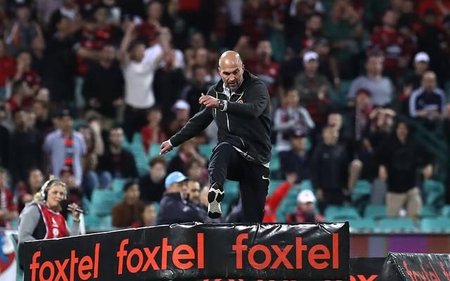A-League Rd 2 - Sydney v Western Sydney