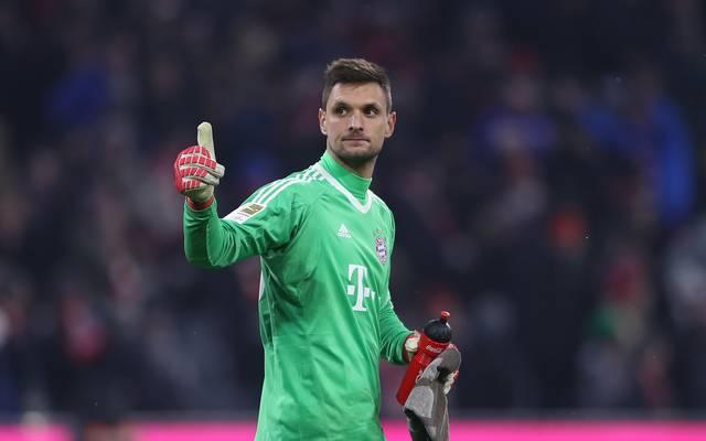 Sven Ulreich verlängerte seinen Vertrag beim FC Bayern bis 2021