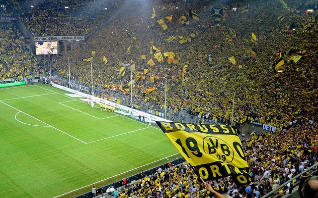 Vereinslogo von Borussia Dortmund