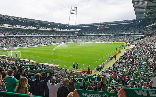 Vereinslogo von Werder Bremen