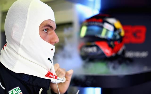 Max Verstappen liegt nach 12 von 21 Rennen in der WM auf Platz 6 - Formel1