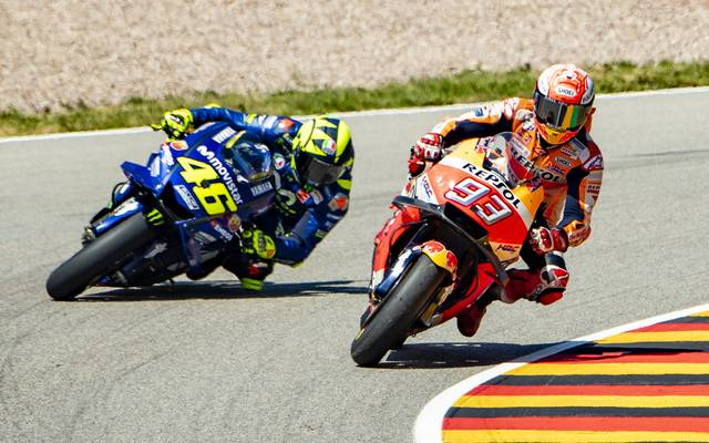 MotoGP in San Marino mit Valentino Rossi, Stefan Bradl & Marc Marquez LIVE im TV & Stream
