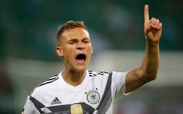 Joshua Kimmich schied mit der deutschen Mannschaft in der Vorrunde aus