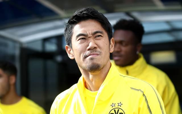 Shinji Kagawa entschied sich gegen das Angebot von Hannover 96 und wechselte zu Besiktas Istanbul