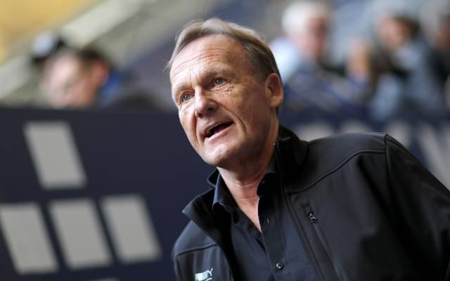 Hans-Joachim Watzke sieht den BVB auf dem Transfermarkt besser aufgestellt als 2012