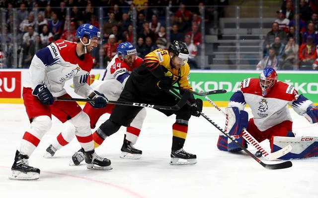 Eishockey-WM 2020: DEB gegen Tschechien, Kanada, Schweden , Die deutsche Nationalmannschaft verlor bei der WM das Viertelfinale mit 1:5
