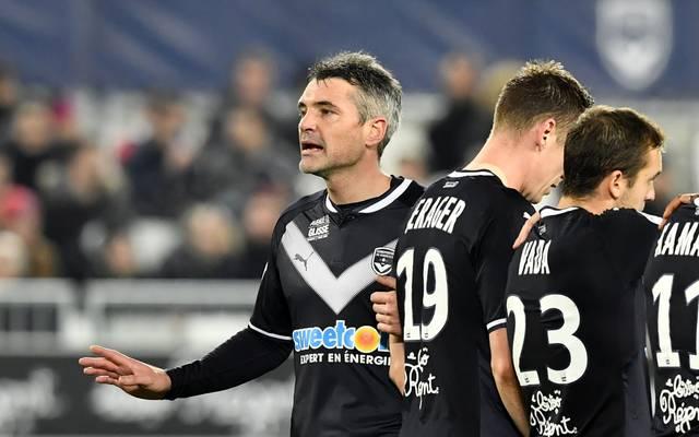 Jeremy Toulalan löste nach der Entlassung von Bordeaux-Trainer Gouvernnec auch seinen Vertrag auf