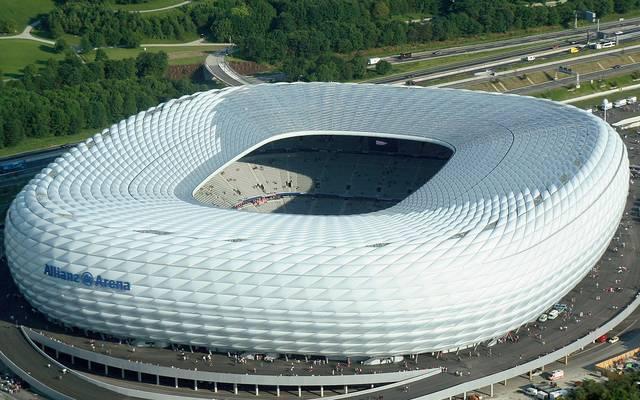 Vereinslogo von FC Bayern München