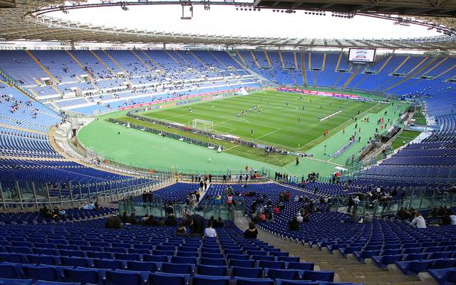 Vereinslogo von Lazio Rom