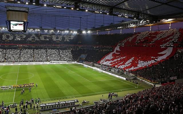 Vereinslogo von Eintracht Frankfurt