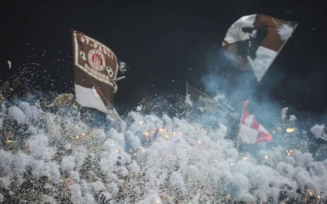 Vereinslogo von FC St. Pauli