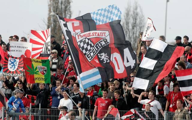 Vereinslogo von FC Ingolstadt 04