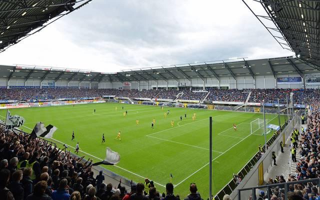 Vereinslogo von SC Paderborn