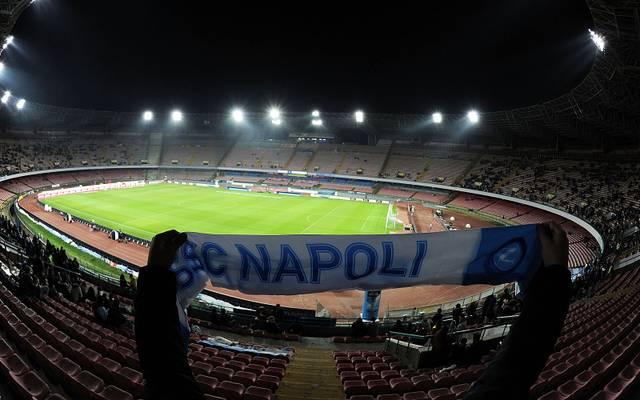 Vereinslogo von SSC Neapel