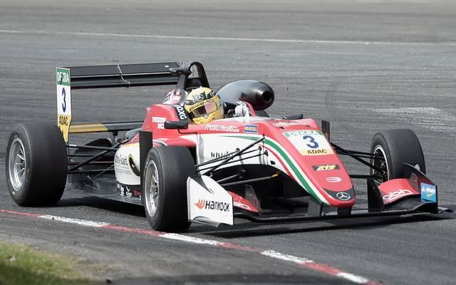 Maximilian Günther wurde in Spa zweimal Dritter
