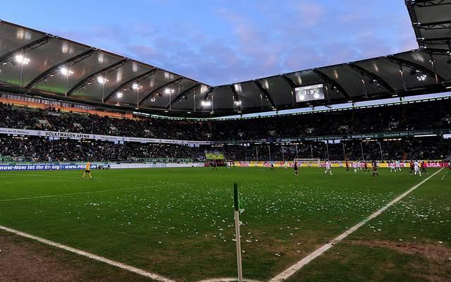 Vereinslogo von VfL Wolfsburg