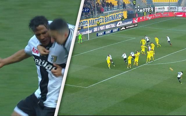 AC Parma - Chievo Verona (1:1) Tore und Highlights im Video | Serie A