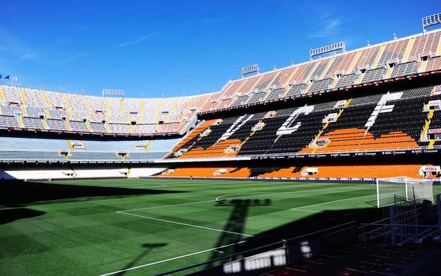 Vereinslogo von FC Valencia